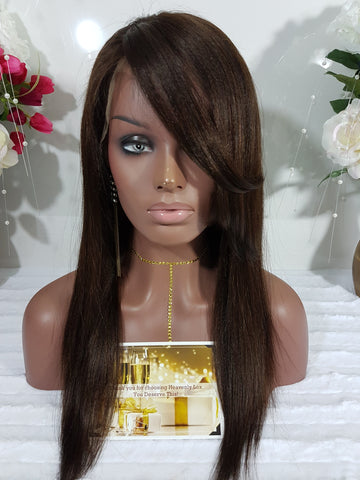 Syra Lace Wig - Heavenly Lox