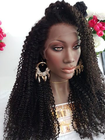 Yara Lace Wig - Heavenly Lox