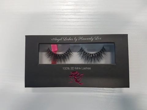 Mink Lashes VALENTINE - Heavenly Lox