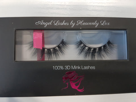 Mink Lashes RAPTURE - Heavenly Lox
