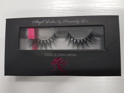 Mink Lashes INNOCENCE - Heavenly Lox