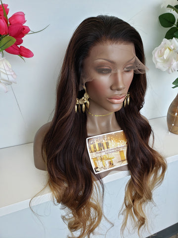 BOUJIE BOMBSHELL Lace Wig