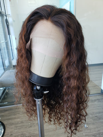 Madison Balayage 360 Lace Wig - Heavenly Lox