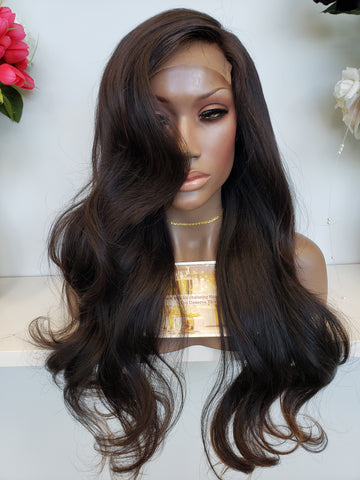 Scarlette Wig (3 bundles + 5x5 closure) - Heavenly Lox