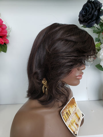 Side Swoop LACE FRONT Wig - Heavenly Lox