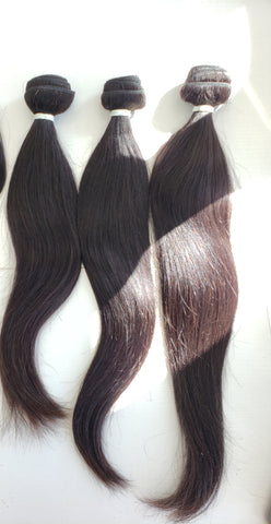 BUNDLE PACKAGE Straight REMY MULTIPLE DONOR Bundles - Heavenly Lox