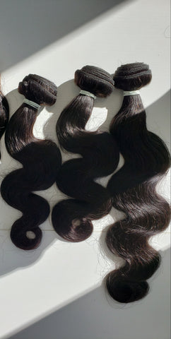 BUNDLE PACKAGE Bodywave REMY MULTIPLE DONOR Bundles - Heavenly Lox