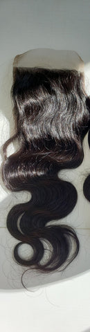Bodywave CLOSURE Remy Multi-donor - Heavenly Lox