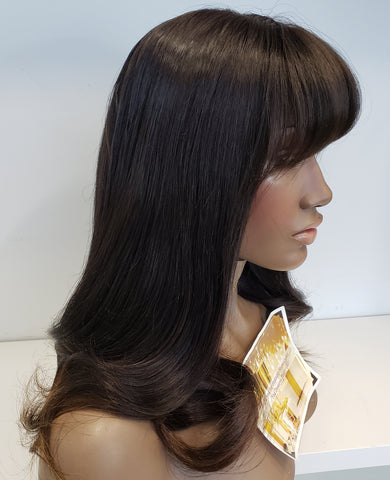 Cambodian 4x4 CLOSURE Wig (200%)