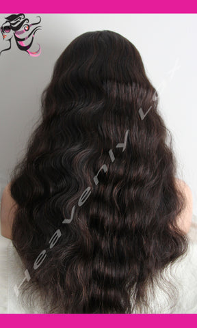 Body Wave Lace Front Wig - Heavenly Lox