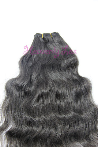 Virgin Brazilian BioPÜR SoftWave (CLIP-IN) - Heavenly Lox