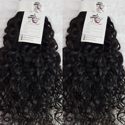 Bahamas Water Wave SINGLE DONOR Bundles (extensions) - Heavenly Lox