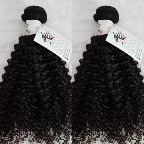 Afro Luxe Curl SINGLE DONOR Bundles