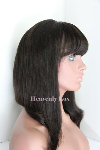 Jayden Virgin Brazilian Bob (BioPÜR) - Heavenly Lox