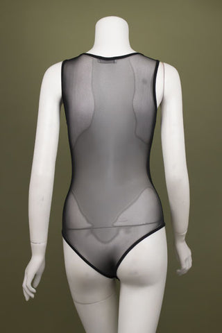 Just a Touch bodysuit (White)