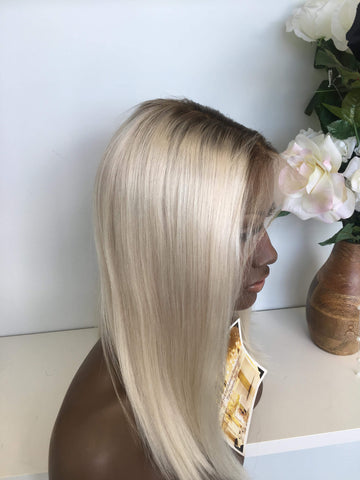 Diamond Lace Wig - Heavenly Lox