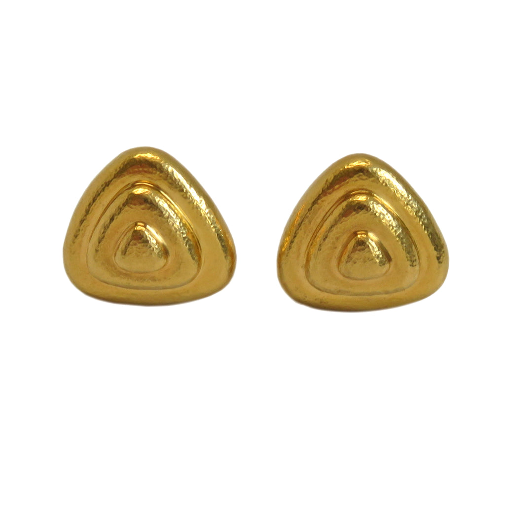 Zolotas Gold Earrings
