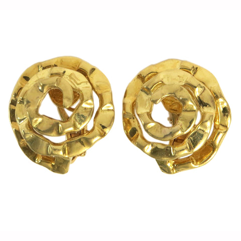 Cartier Aldo Cipullo Gold Earrings