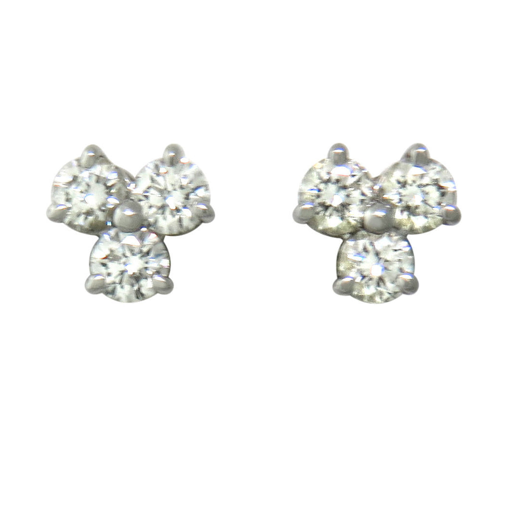 78c45359631 Tiffany   Co Aria Collection Platinum Diamond Earrings – Stanley Michael  Distinguished Jewels