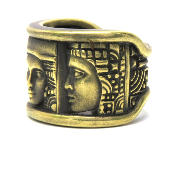 Kieselstein Cord Gold Women of the World Ring