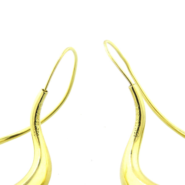 Michael Good Gold Swirl Earrings