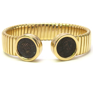 Bulgari Monete Ancient Coin Bracelet