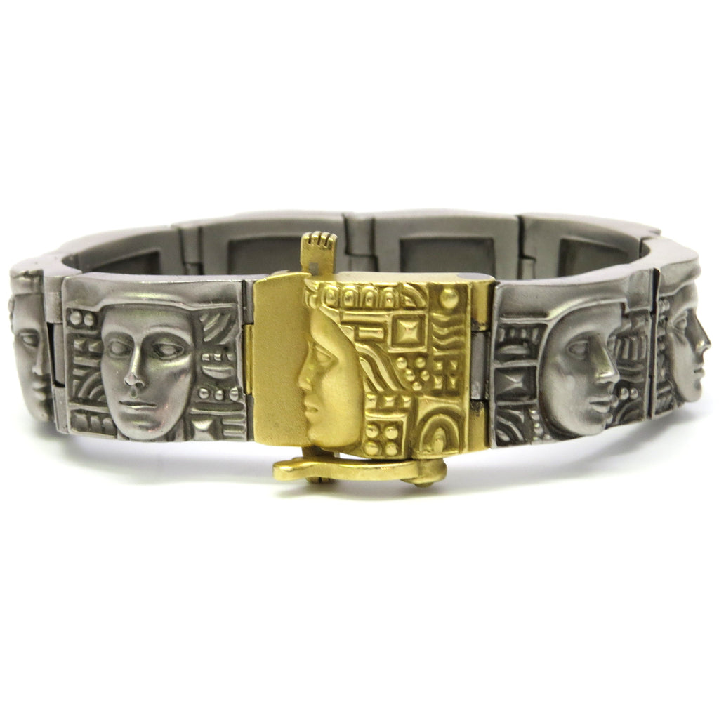 Kieselstein Cord Women of the World Bracelet