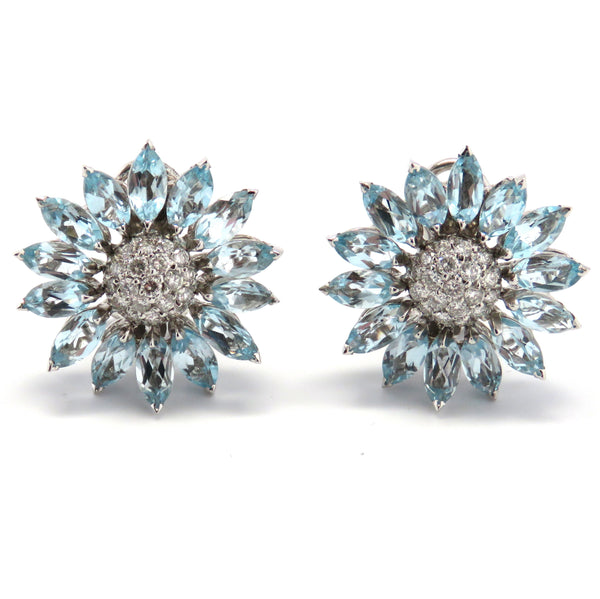 Asprey Daisy Earrings