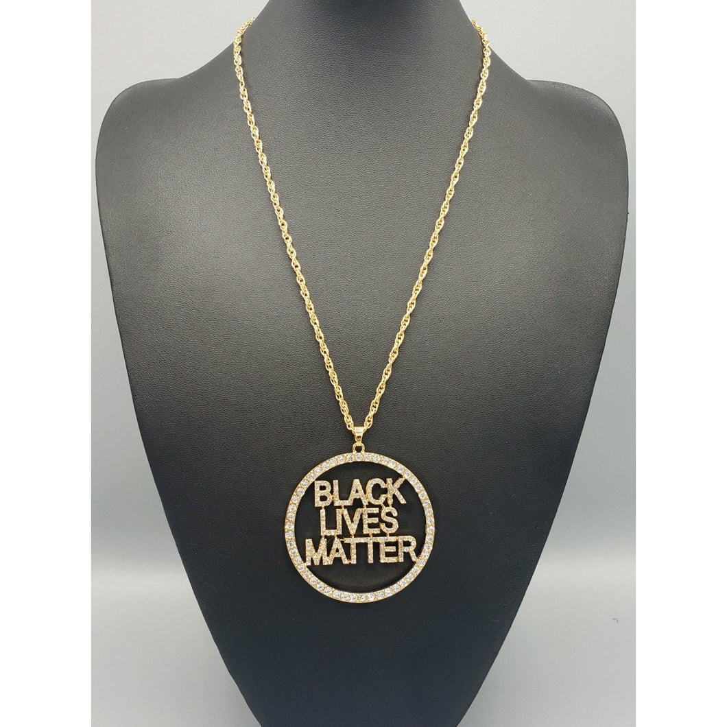Black Lives Matter Pendant