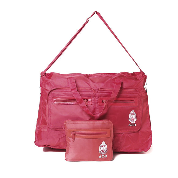 Delta Sigma Theta a Folding Bag
