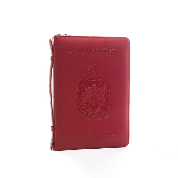 Delta Sigma Theta Leather Ritual Cover