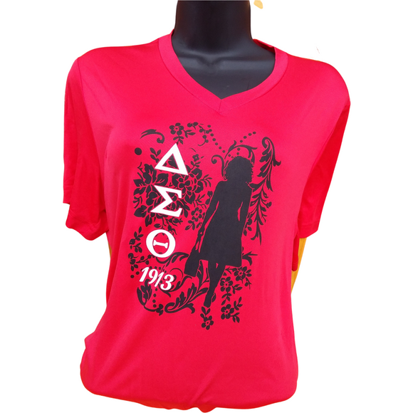 Delta Sigma Theta Graphic Shirt