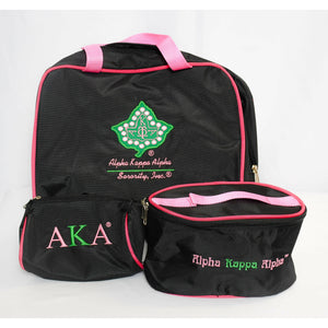 ALPHA KAPPA ALPHA COSMETIC CASE