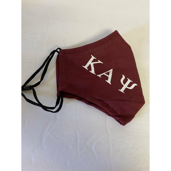 Kappa Alpha Psi Mask (GL)