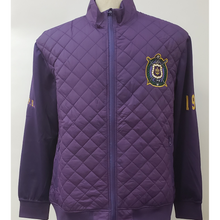 Load image into Gallery viewer, Omega Psi Phi Court Jacket