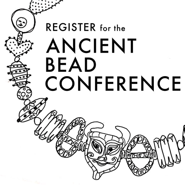 ANCIENT BEAD CONFERENCE FEE