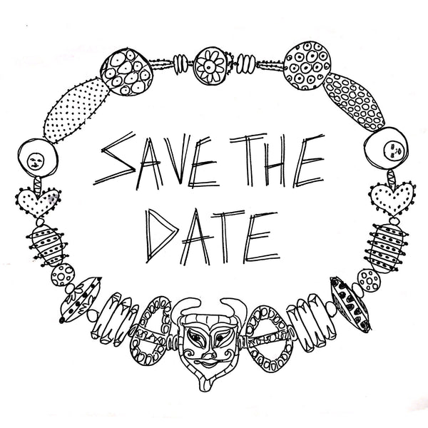 ANCIENT BEAD CONFERENCE - Save The Date