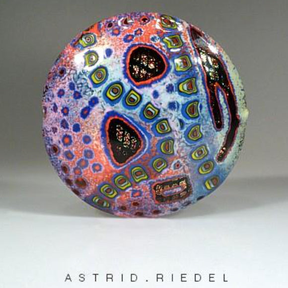Mokumegane/Battuto Beads with Astrid Riedel
