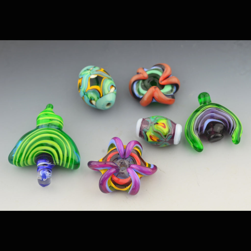 Folded Beads with Tom Holland - Saturday Session - ABC