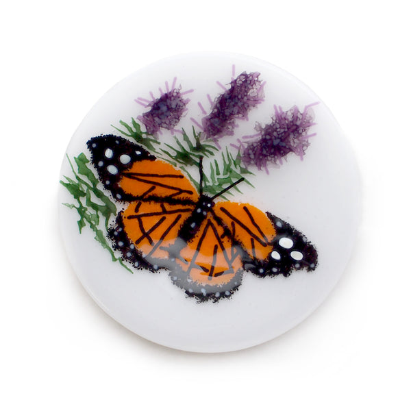 Guided Glassroom: Butterfly Plate