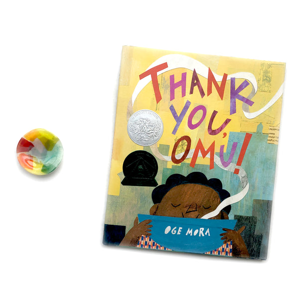 Story Time: Thank You, Omu!