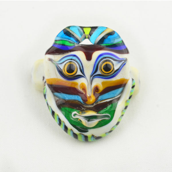 Mask Beads with Sage Holland - ABC