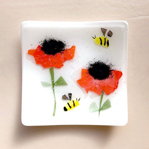 MAKE THIS PLATE: Poppy Plate