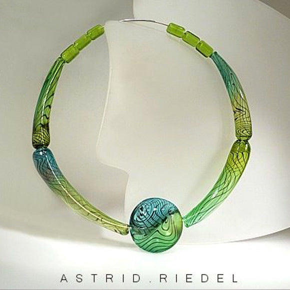Off Mandrel Hollows - Hollow Beads with Astrid Riedel