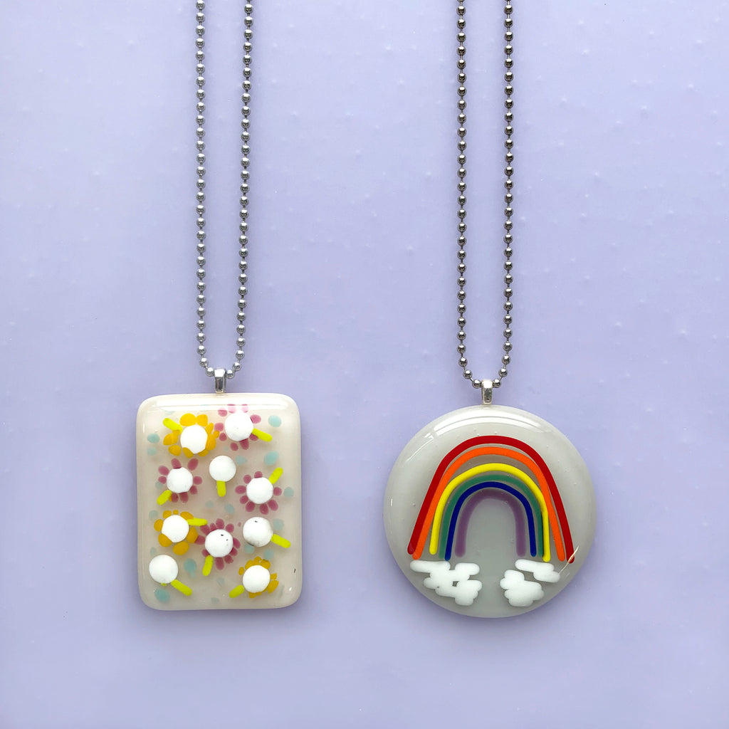 Mom + Me: Pendants!