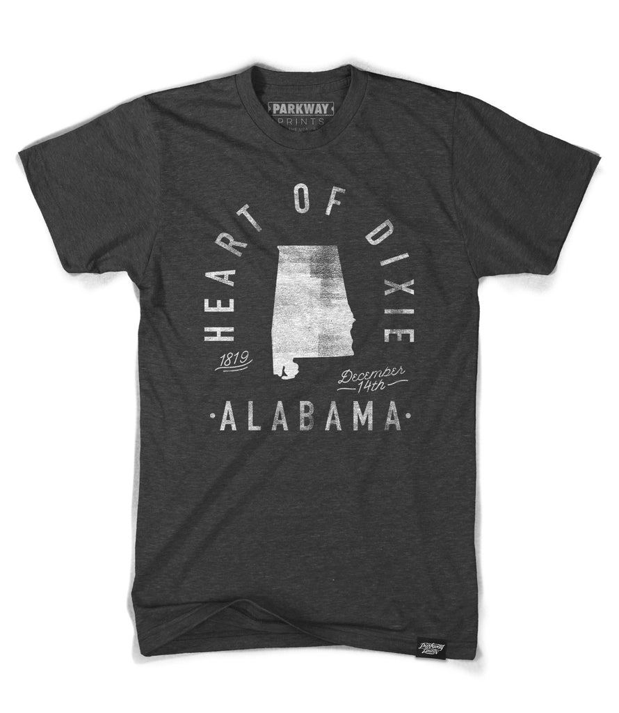 State of Alabama Motto Shirt - Parkway Prints
