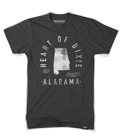 State of Alabama Motto Shirt