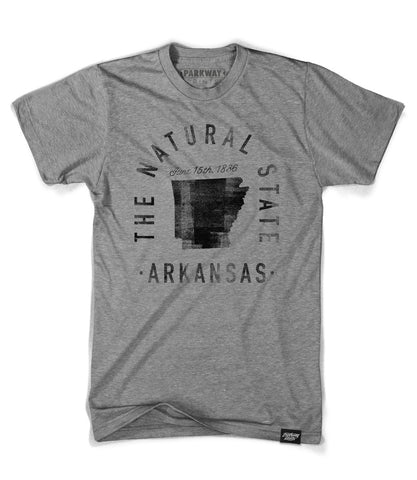State of Arkansas Motto Shirt - Parkway Prints