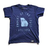 Atlanta Georgia - City Motto Youth Shirt - Parkway Prints