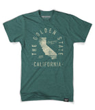 State of California Motto Shirt - Parkway Prints